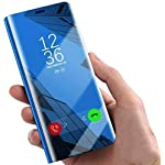 Avianna Flip Cover for OnePlus Nord (PU Leather|Dark Blue)