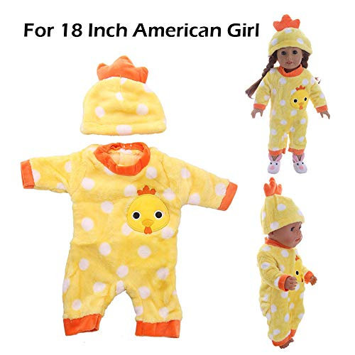 Hisoul Doll Clothes Doll Fashion Cute Bunny Jumpsuit for sale  Delivered anywhere in USA
