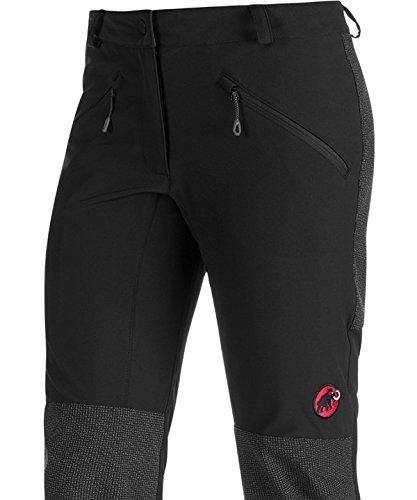 Mammut Base Jump SO Pants Women (Softshell Pants) black-black