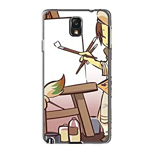 Hard Plastic Galaxy Note 3 Case Back Cover,hot Smeargle Pokemon Case At Perfect Diy