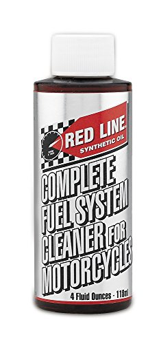 Red Line 60102 Fuel System Cleaner for Ps, 4 Ounce, 1 Pack (Best Fuel Cleaner For Motorcycles)