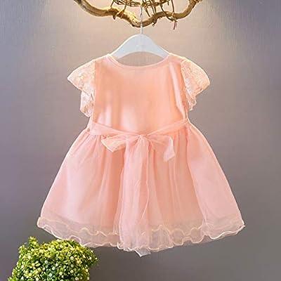 Hunpta@ - Vestido de Tul con Encaje Floral, Vestido de Princesa ...