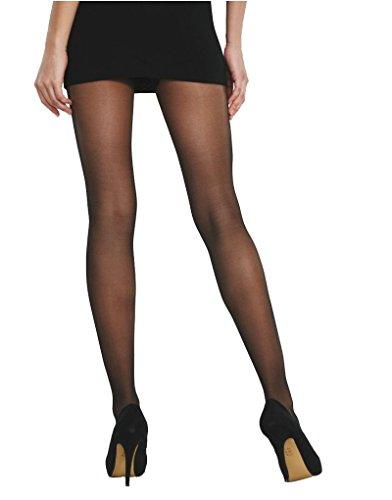 Charnos Women's 24-7 Pantyhose - 3 pair pack black ()