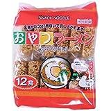 S&V おやつラーメン(チキン味) 12食