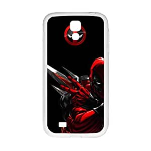 Heroic deadpool Cell Phone Case for Samsung Galaxy S4