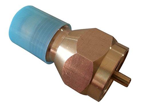 Heater F276172 Propane - 1pound Propane Refill Adapter La Gas Cyclinder Tank Coupler Gas Cylinder Bottle