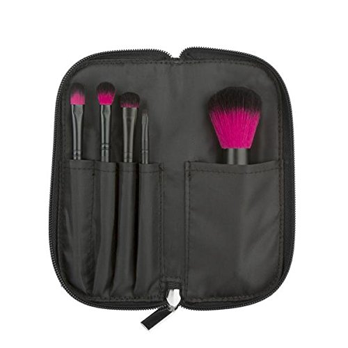 Me Fuchsia Makeup Brush Set (Coastal Scents Brushes)