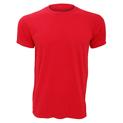 Anvil Mens Fashion Tee / T-Shirt (M (38/40 Inch Chest)) (Red)