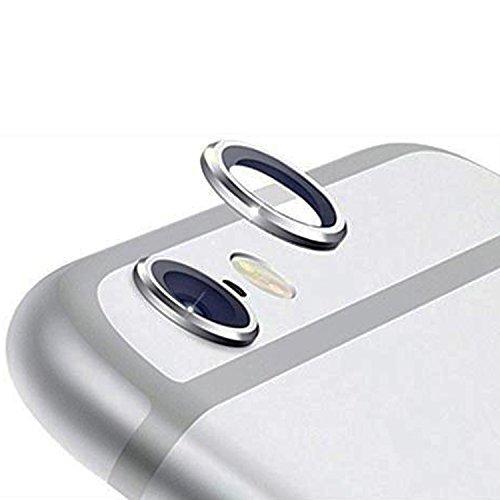 iPhone 6s Kameraschutz - Objektiv Schutzring in Silber