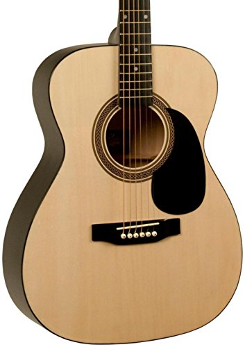 Rogue RA-090 Concert Acoustic Guitar Natural by Rogue