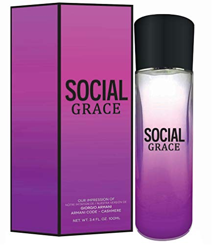 Social Grace Women By Preferred Fragrance Inspired by ARMANI