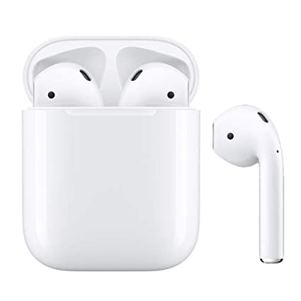 Bluetooth 5.0 Headset Wireless Earbuds Bluetooth Headphones 3D Stereo IPX5 Waterproof Built-in Handsfree Microphone Fast Charging for Samsung iPhone//Apple of airpod and Airpods Sports Earphone