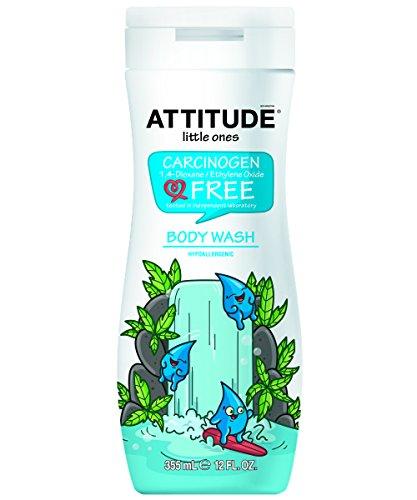 ATTITUDE Body Wash, Original, 12 Fluid Ounce