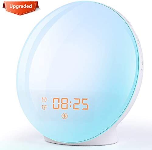 Wake Light Alarm Clock Simulation product image