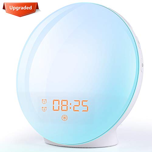 Wake Up Light Alarm