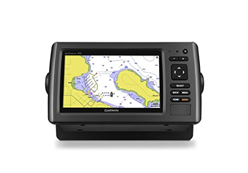 Garmin 010-01576-01 echoMAP Chirp 74sv with transducer