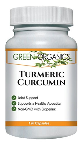 41gSsjFPwnL - Turmeric Curcumin to Support Joint Comfort & Mobility – Natural Anti-inflammatory – Helps Soothe Aching Joints, Hips, and Pain Throughout Body – 1000mg – 120 Capsules