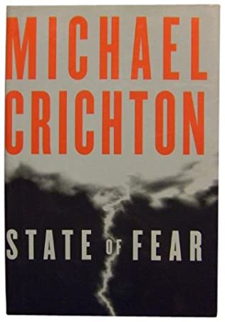 book cover of State of Fear