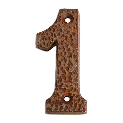 (RCH Hardware Rust Finish Wrought Iron 3