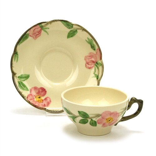 Desert Rose by Franciscan, China Cup & Saucer