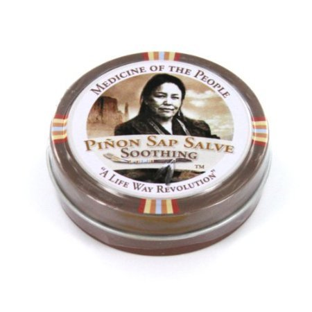 Pinon Sap Salve (.75oz)