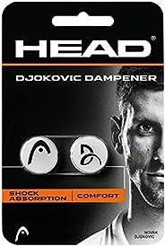 Head Djokovic Dampener Shock Absorber Long Vibration - Signature Dampeners
