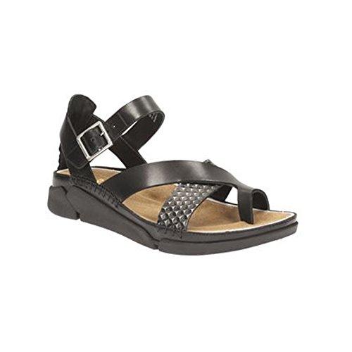 Clarks Tri Ariana Toe Boucle Sandale