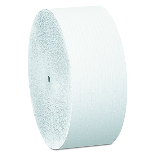 Scott 07006 Coreless JRT Jr. Rolls, 2-Ply, 1150ft (Case of 12 Rolls) (Tissue Ply Bathroom Coreless)
