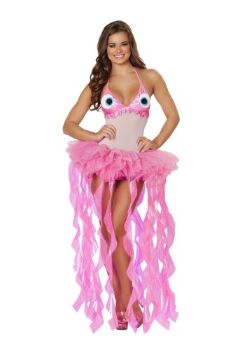 Roma Costume Women's 2 Piece Jellyfish Baby, Pink