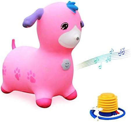 Amazon.com: WHTBB - Caballo hinchable para niños pequeños ...