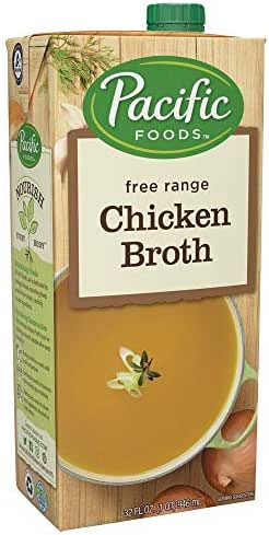 Broths: Pacific Foods