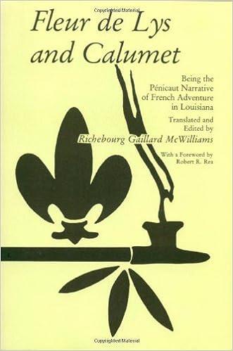Fleur De Lys and Calumet (Library of Alabama Classics)