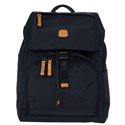 Bric's X-Bag/x-Travel 2.0 Excursion Laptop|Tablet Business Backpack, Navy, One Size - Excursion Travel Luggage