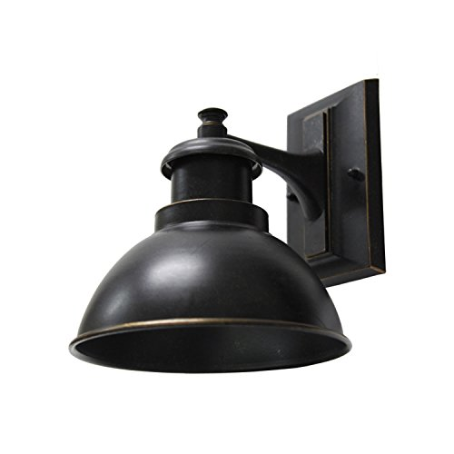 Wall Mounted Outdoor Oil Lamp - 1