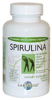 Earthrise Spirulina Powder 3.2 Oz