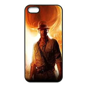 iPhone 4 4s Cell Phone Case Black 9 Indiana Jones GY9040571