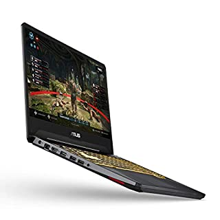 "Asus TUF Gaming Laptop, 15.6"" Full HD IPS-Type, Intel Core i7-9750H, GeForce GTX 1650, 8GB DDR4, 512GB PCIe SSD, Gigabit Wi-Fi 5, Windows 10 Home, TUF505GT-AH73 (Renewed)"