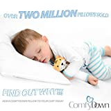 ComfyDown Toddler Pillow - 800 - Fill Power Goose
