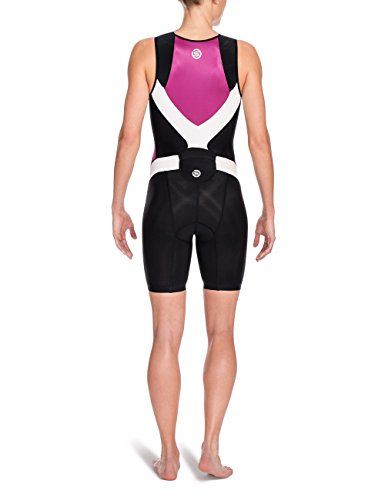 Skins Women's TRI400 Compression Suit with Front Zip