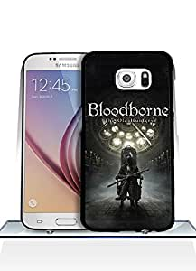 Galaxy S6 Funda Case - Game Bloodborne Slim Fit Dust Proof Exclusive Vintage Aesthetic Style Anti Scratch Plastic Funda Case For Samsung Galaxy S6 [Just fit for S6]
