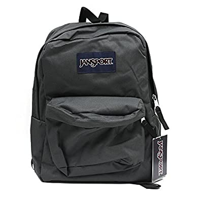 JANSPORT SUPERBREAK BACKPACK SCHOOL BAG - Forge Grey | Kids' Backpacks