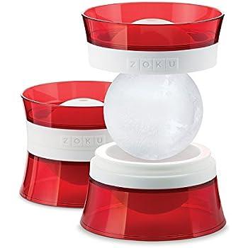 Zoku Ice Ball Ice Sphere Mold, Set of 2