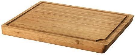 Butcher Block Bambus s 45x36 cm IKEA APTITLIG