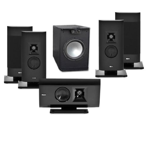 Klipsch Gallery G-12 5.1 Home Theater System-FREE 650 Watt SUB by Klipsch