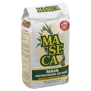 Amazon.com : Maseca Corn Flour Mix, 4.4 Pound - 10 per