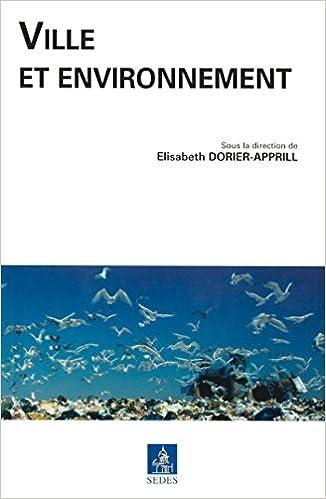 Lire en ligne Ville et environnement pdf