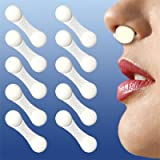 nose plugs for spray tanning - Belloccio Pack of 10 Disposable Nose Filter Plugs (Used For Sunless Airbrush Spray Tanning)