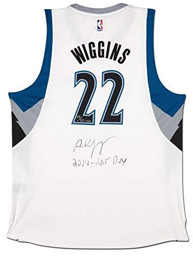 c5e80bd4cdb Amazon.com: ANDREW WIGGINS Autographed/Inscribed