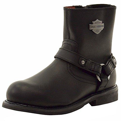 Harley-Davidson Men's Scout ST Harness Safety Boot, Black, 13 M US ()