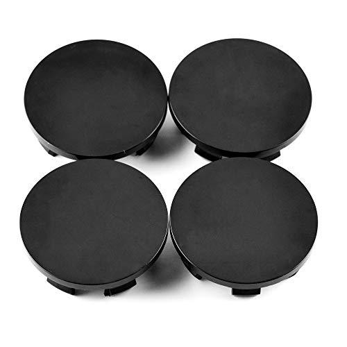 Rhinotuning 54mm/46mm Black ABS Wheel Center Hub Caps for Cobalt(2005-2010) Cruze(2005-2007) Impala(2005-2010) #9595095 Set of 4 ()